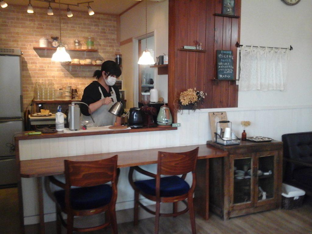 Green Beans Cafe内観3