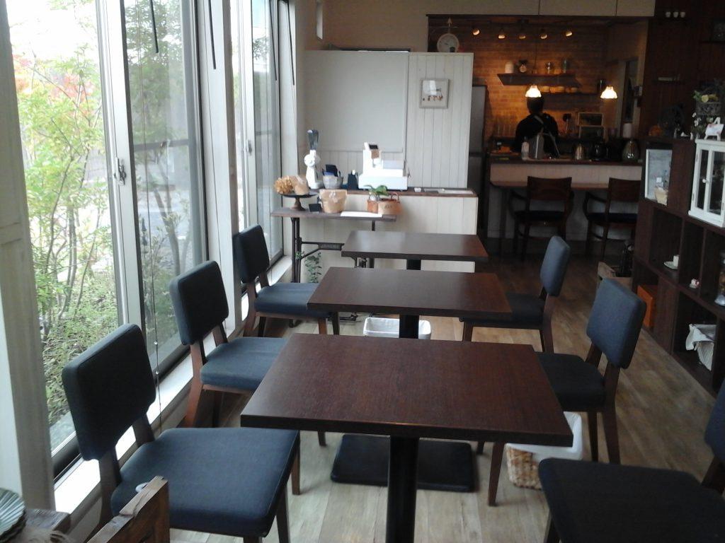 Green Beans Cafe内観1