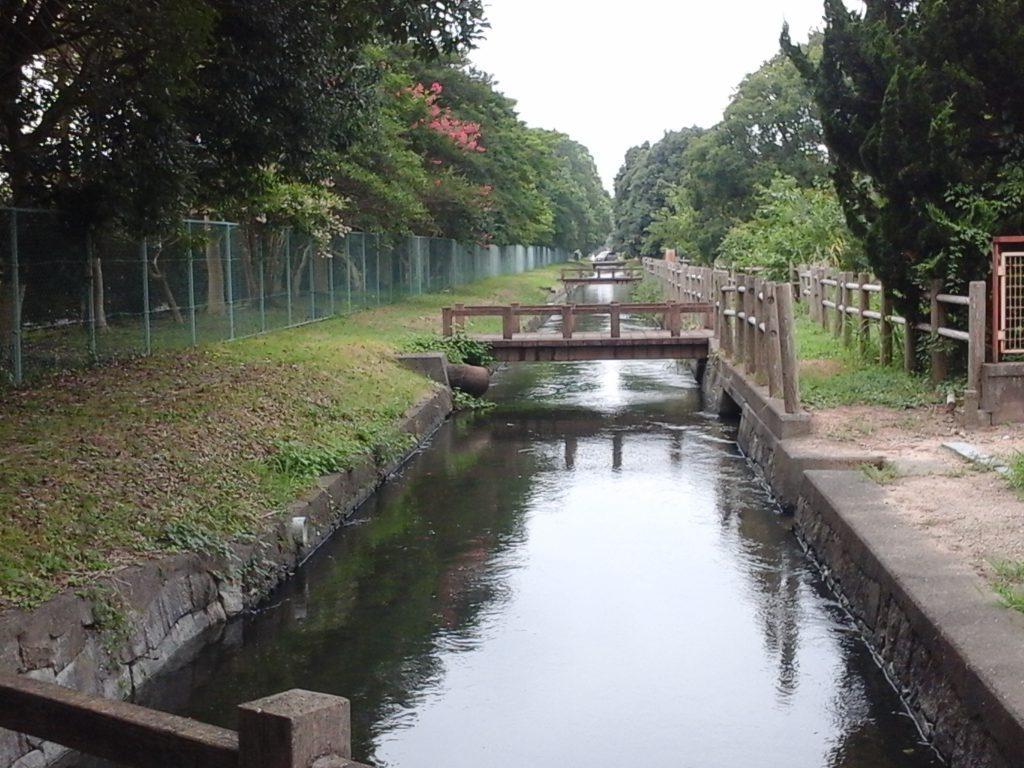 旭東浄水場用水2